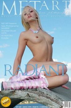 MetArt Katya K Photo Gallery Radiant Sunrise
