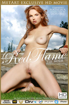 74 MetArt members tagged Natalia A and erotic images gallery Red Flame 'red bush'