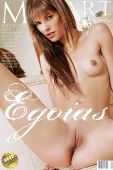 40 MetArt members tagged Demi A and nude photos gallery Egoias 'short hair'