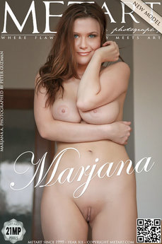 25 MetArt members tagged Marjana A and erotic photos gallery Presenting Marjana 'natural'
