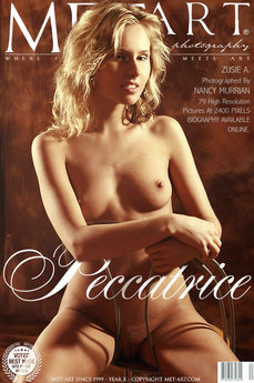 erotic photography gallery Peccatrice with Zusie A