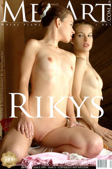 MetArt Gallery Rikys with MetArt Model Selene B