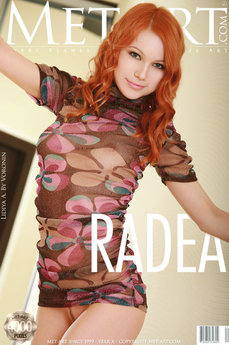 MetArt Lidiya A in Radea