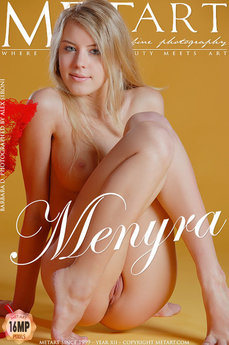 MetArt Gallery Menyra with MetArt Model Barbara D