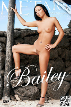 56 MetArt members tagged Bailey A and erotic images gallery Presenting Bailey 'black'