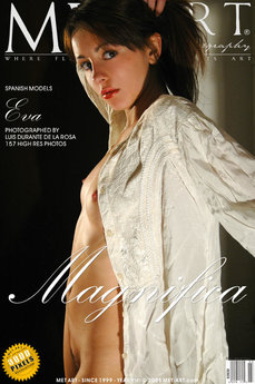 erotic photography gallery Magnifica with Eva B