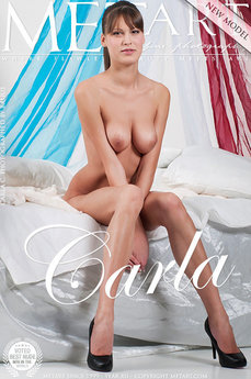 MetArt Gallery Presenting Carla with MetArt Model Carla C