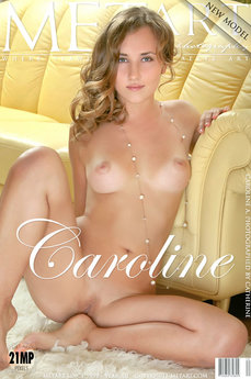 MetArt Caroline A Photo Gallery Presenting Caroline Catherine