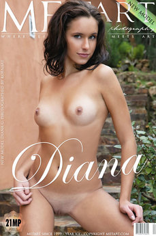 291 MetArt members tagged Diana G and naked pictures gallery Presenting Diana 'pretty face'