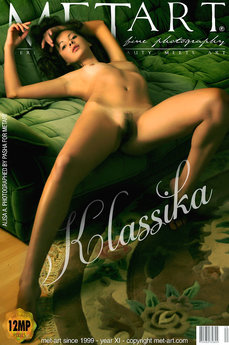103 MetArt members tagged Alisa A and naked pictures gallery Klassika 'perfect bush'