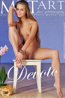 18 MetArt members tagged Kristel A and nude pictures gallery Devoto 'small breasts'