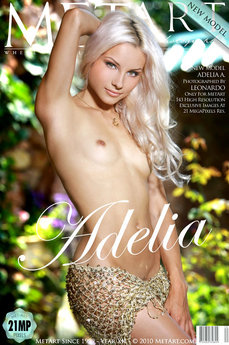 129 MetArt members tagged Adelia A and nude photos gallery Presenting Adelia 'athletic'