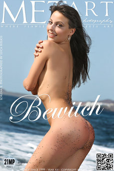261 MetArt members tagged Lorena B and erotic photos gallery Bewitch 'great smile'