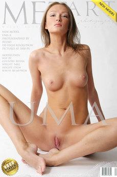 MetArt Gallery Presenting Uma with MetArt Model Uma A