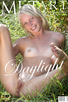 15 MetArt members tagged Olga W and nude pictures gallery Daylight 'closeup'