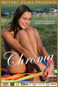 MetArt Gallery Chroma with MetArt Model Inna R