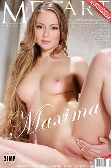 474 MetArt members tagged Frances A and nude pictures gallery Maxima 'long hair'