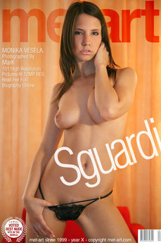 MetArt Gallery Sguardi with MetArt Model Monika Vesela