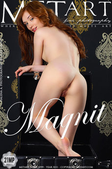 4 MetArt members tagged Halena A and nude photos gallery Maqnit 'red hair'