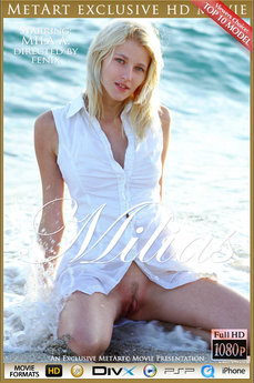  erotic photography gallery Milias with Mila I