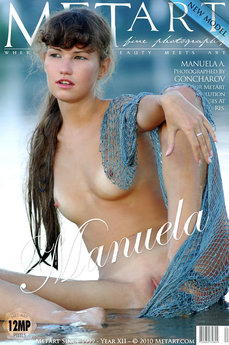 MetArt Manuela A Photo Gallery Presenting Manuela Goncharov