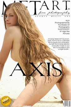 19 MetArt members tagged Alla A and naked pictures gallery Axis 'beach'