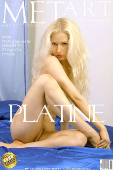 22 MetArt members tagged Kasia A and naked pictures gallery Platine 'blue eyes'