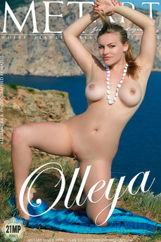 9 MetArt members tagged Alessandra A and naked pictures gallery Olleya 'yoga'