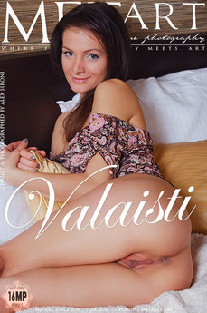 Met Art Valaisti nude pictures gallery with MetArt model Zhanet A