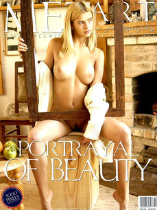 erotic photography gallery Portrayal Of Beauty with Vika R