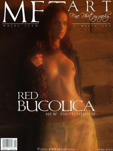 erotic photography gallery Red Bucolica with Models No Name