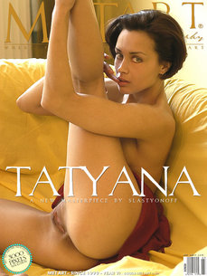 MetArt Tatyana A Photo Gallery Tatyana by Slastyonoff