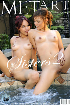 MetArt Gallery Sisters 2 with MetArt Models Melanie Rios & Valerie Rios