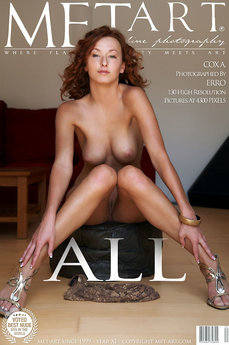 7 MetArt members tagged Cox A and erotic images gallery All 'all natural'
