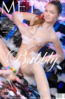 9 MetArt members tagged Bridgit A and nude photos gallery Bubbly 'strawberry blonde'