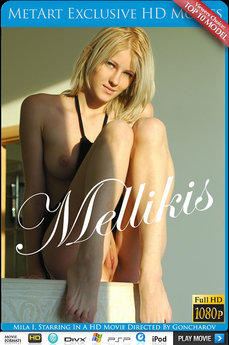 erotic photography gallery Mellikis with Mila I