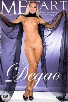 16 MetArt members tagged Jenni A and nude pictures gallery Degao 'mature'