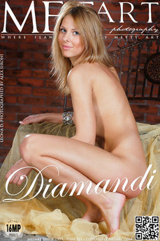 126 MetArt members tagged Leona D and erotic photos gallery Diamandi 'sweet'