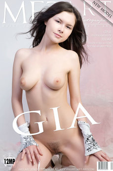 MetArt Gallery Presenting Gia with MetArt Model Gia B