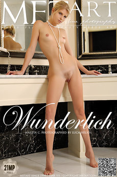134 MetArt members tagged Nastya C and nude photos gallery Wunderlich 'large labia'