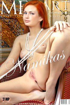 1 MetArt members tagged Angela D and nude photos gallery Namikas 'pearls'