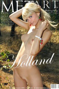 MetArt Alicia A Photo Gallery Holland Vlad Egorov