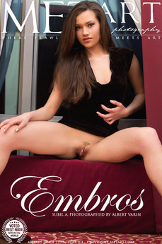 168 MetArt members tagged Subil A and naked pictures gallery Embros 'big labia'