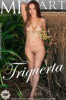 MetArt Arina G Photo Gallery Triquerta Alex Iskan