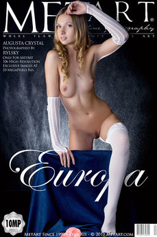 119 MetArt members tagged Augusta Crystal and nude photos gallery Europa 'beautiful face and body'