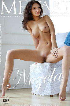 MetArt Gallery Nozela with MetArt Model Galina A