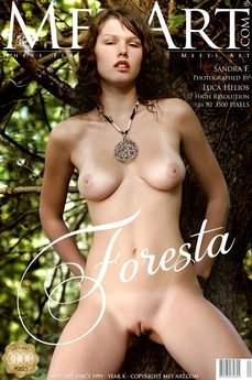 MetArt Gallery Foresta with MetArt Model Sandra F