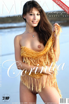 450 MetArt members tagged Lorena B and nude pictures gallery Corintia 'long hair'