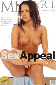 erotic photography gallery Sex Appeal with Kristina B