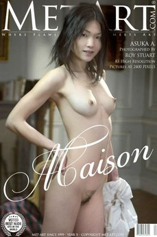 9 MetArt members tagged Asuka A and naked pictures gallery Maison 'japanese'